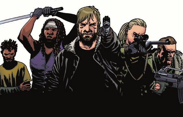 The Walking Dead (Compendium Two)