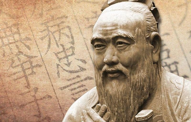 Confucius     551-479 B.C.